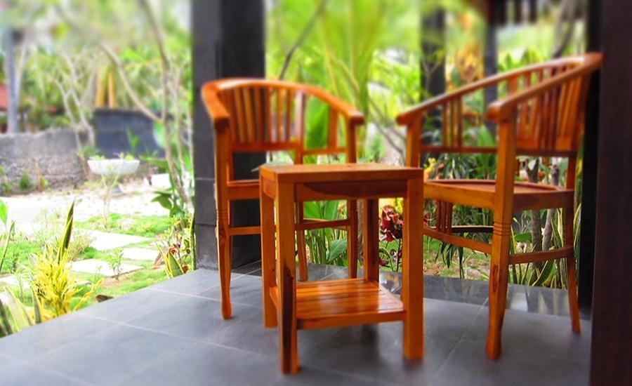 D and B Bungalows Bali - Kamar tamu