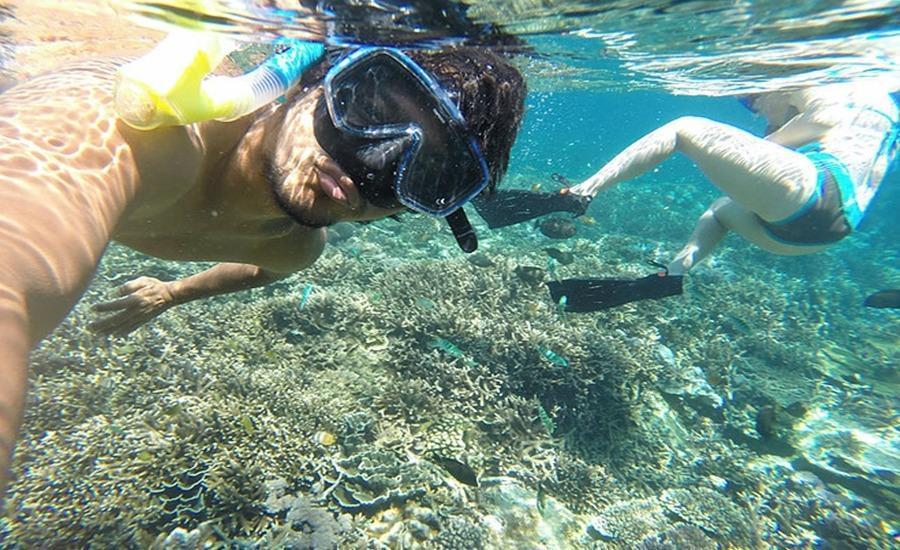 D and B Bungalows Bali - Menyelam