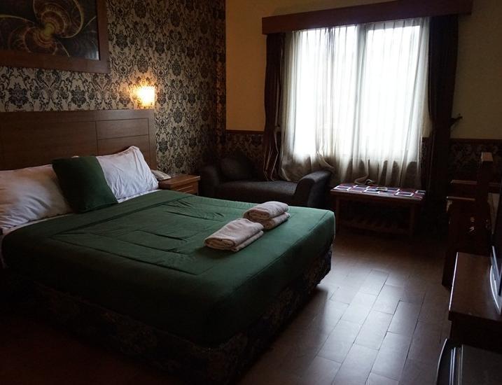 Iscalton Courteous Hotel Sukabumi - Deluxe