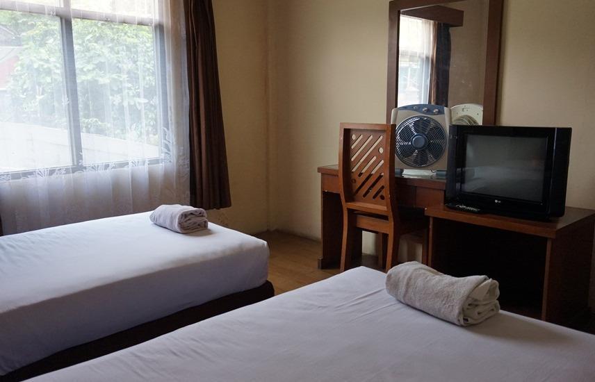 Iscalton Courteous Hotel Sukabumi - Standard