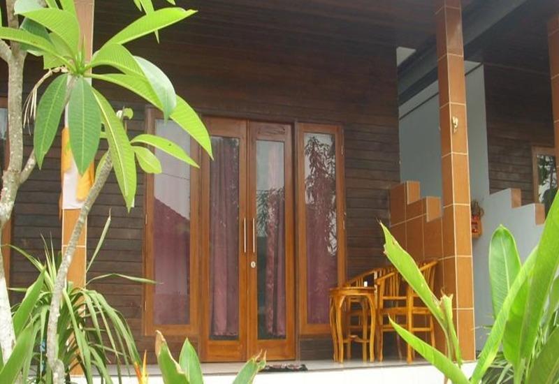 Swara Homestay 2 Bali - Eksterior