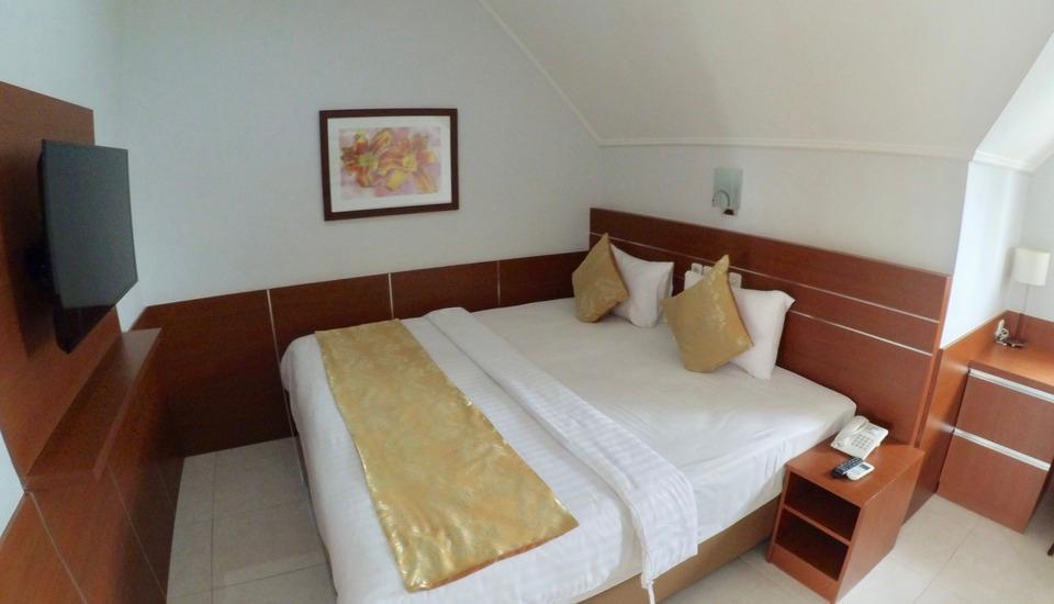 Ahadiat Hotel & Bungalow Bandung - Superior Double or Twin Room Only Deal of the day 30.0% off!