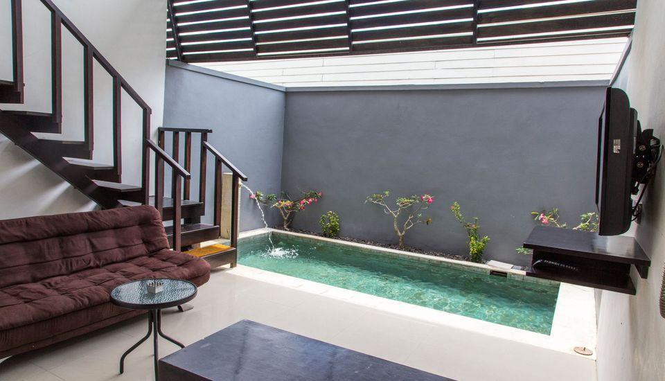ZEN Premium Ungasan Indraprasta Bali - Teras