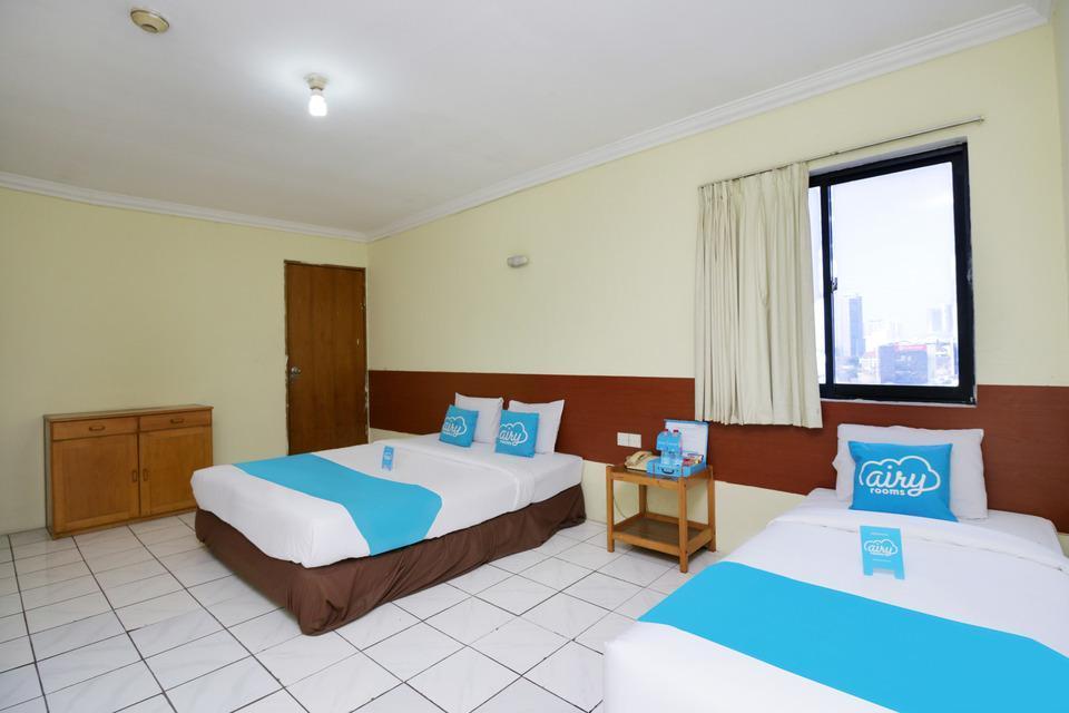 Airy Eco Sawah Besar Kartini Lautze 24 Jakarta Jakarta - Suite Family Room Only Special Promo Jan 24