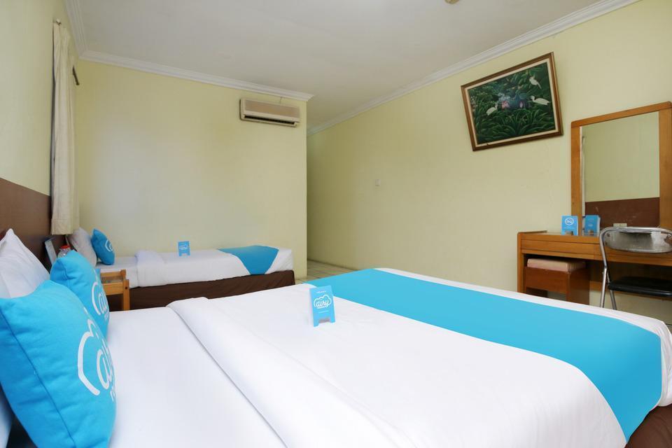 Airy Eco Sawah Besar Kartini Lautze 24 Jakarta Jakarta - Suite Family