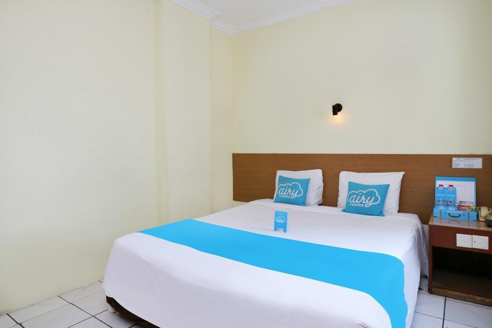 Airy Eco Sawah Besar Kartini Lautze 24 Jakarta Jakarta - Deluxe Double Room Only Special Promo Jan 24