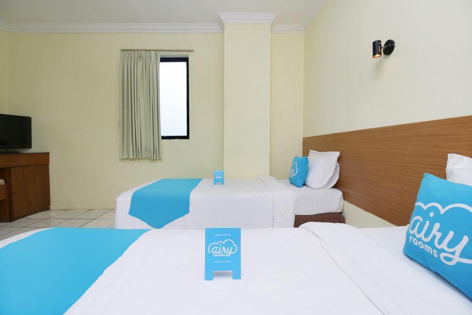 Airy Eco Sawah Besar Kartini Lautze 24 Jakarta Jakarta - Premium Twin