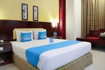 Airy Ujung Pandang Lombok 30 Pattuniang Makassar Makassar - Superior Double Room Only Special Promo Jan 5