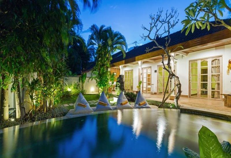 Umah di Seminyak Bali - Kolam Renang