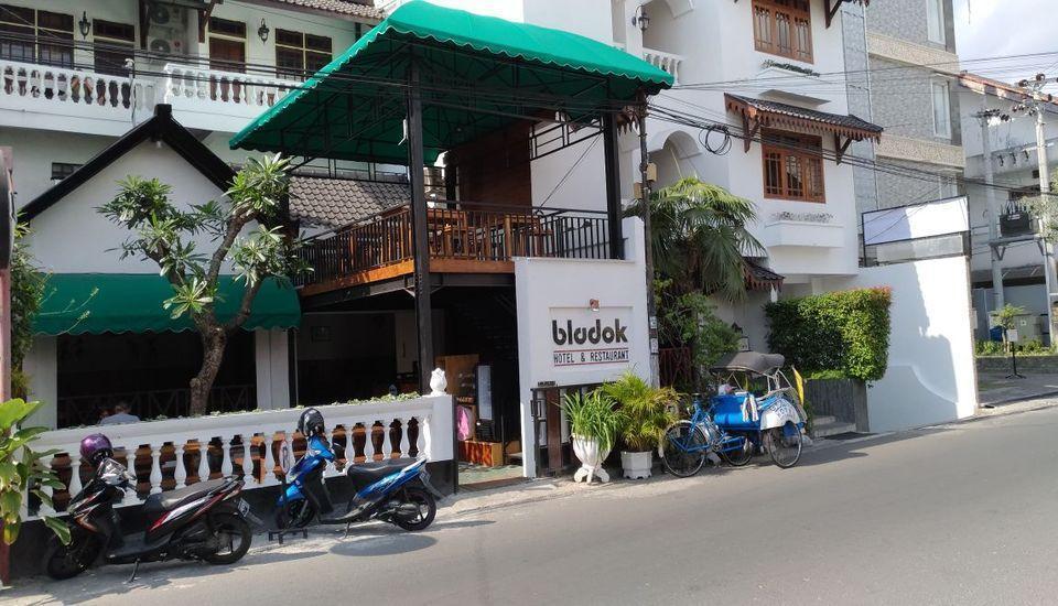 Hotel Bladok & Restaurant Jogja - Appearance