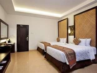 Best Western Kuta Villa Bali - Deluxe Room Breakfast and Dinner Min Stay 2 Nights