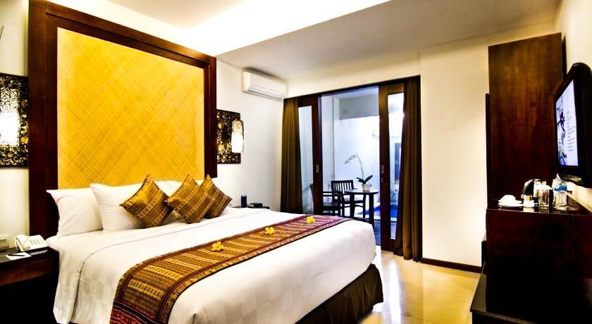 Best Western Kuta Villa Bali - Deluxe Kolam