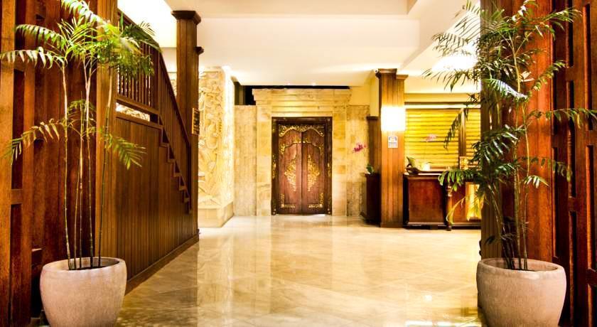 Best Western Kuta Villa Bali - Tempat masuk