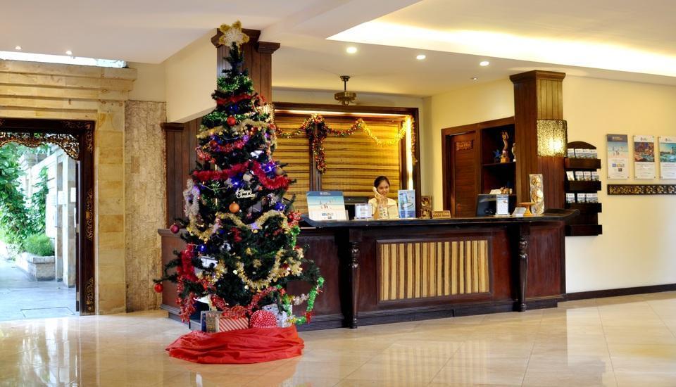Best Western Kuta Villa Bali - Lobby