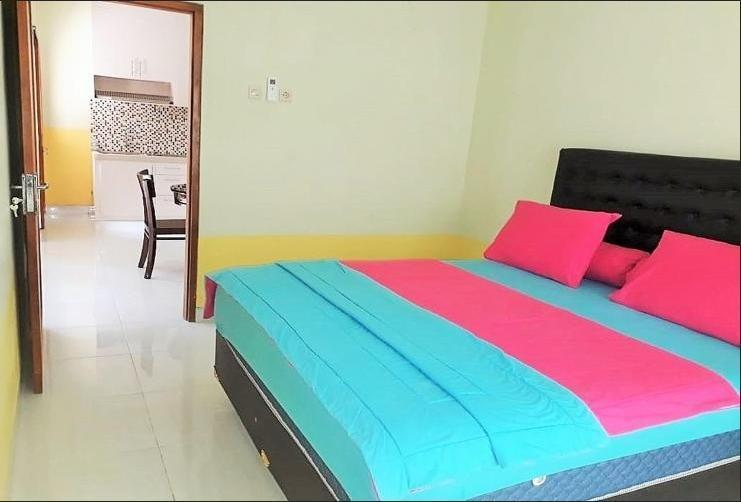 Larasati Homestay 2 Yogyakarta - Room