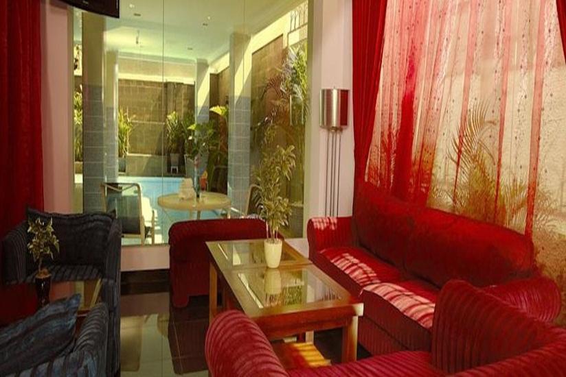 Sahati Hotel Jakarta - Interior