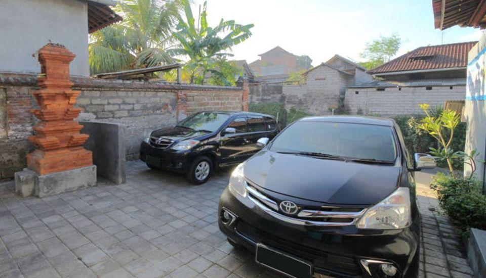 Kaya Culture House Bali - Parkir