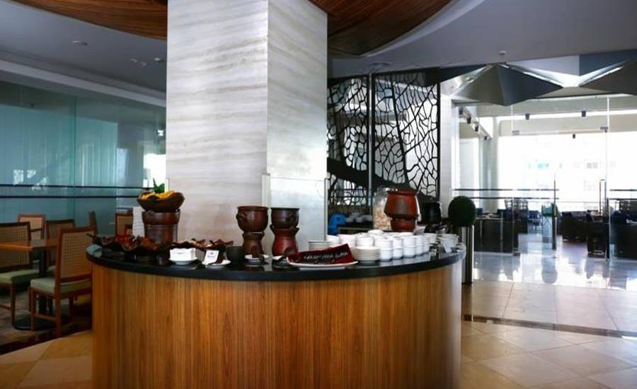 MG Setos Hotel Semarang - Ruang makan