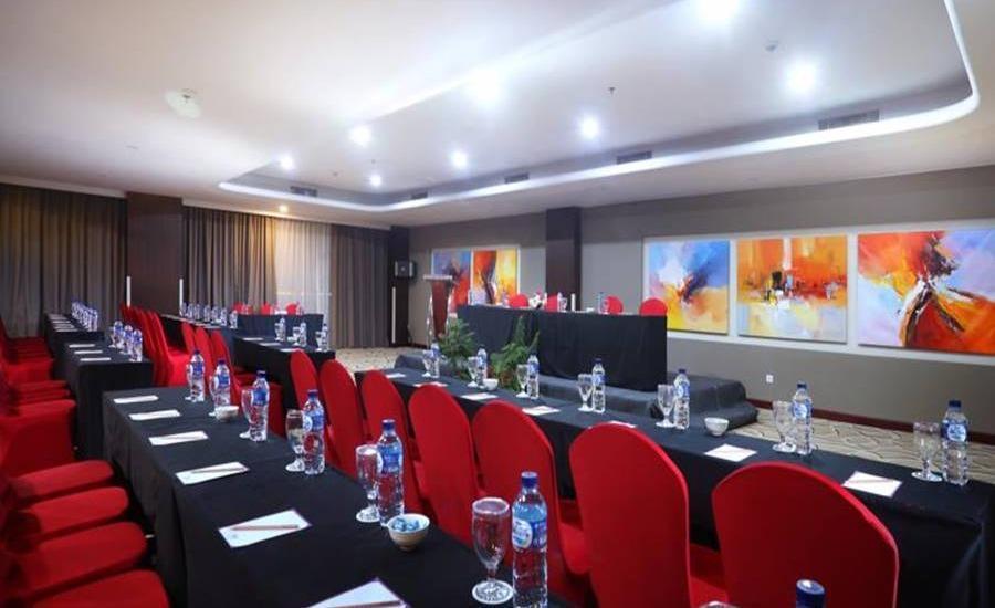 MG Setos Hotel Semarang - Ruang Rapat