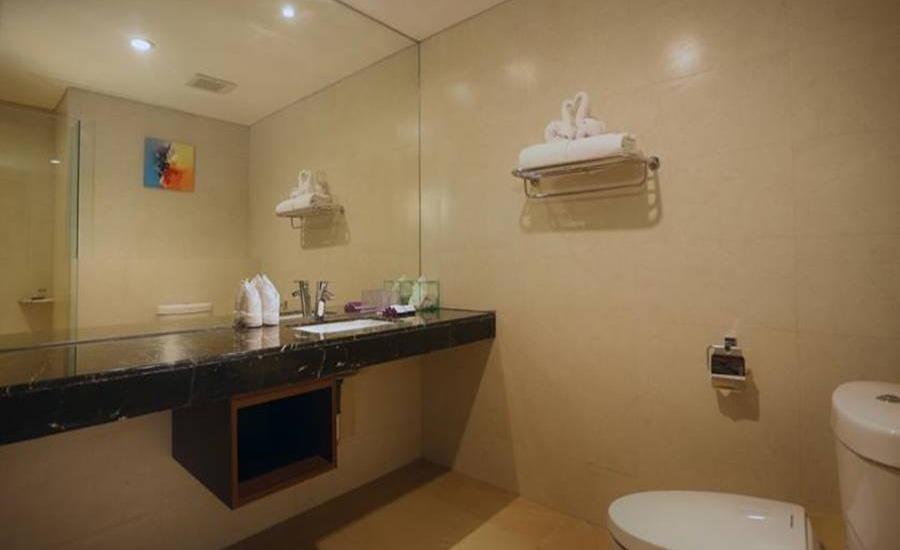 MG Setos Hotel Semarang - Kamar mandi