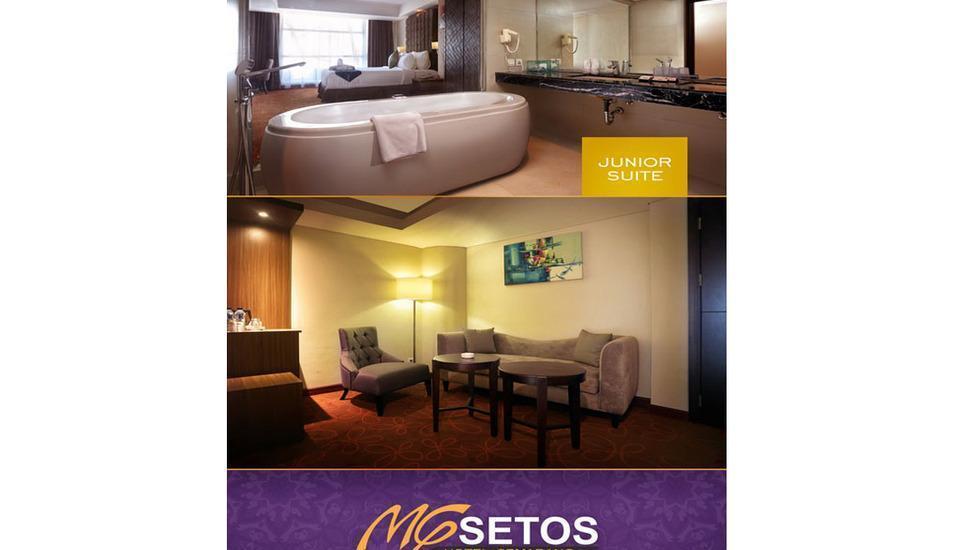 MG Setos Hotel Semarang - Kamar Junior Suite