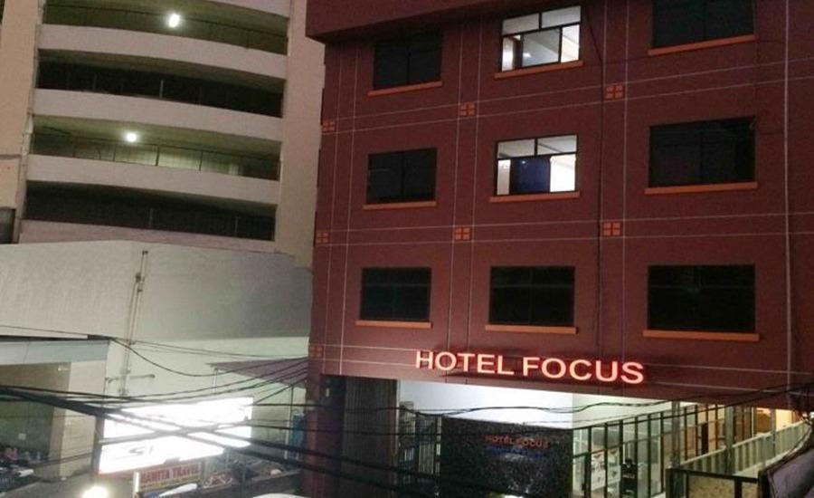 Focus Hotel Jakarta - Eksterior