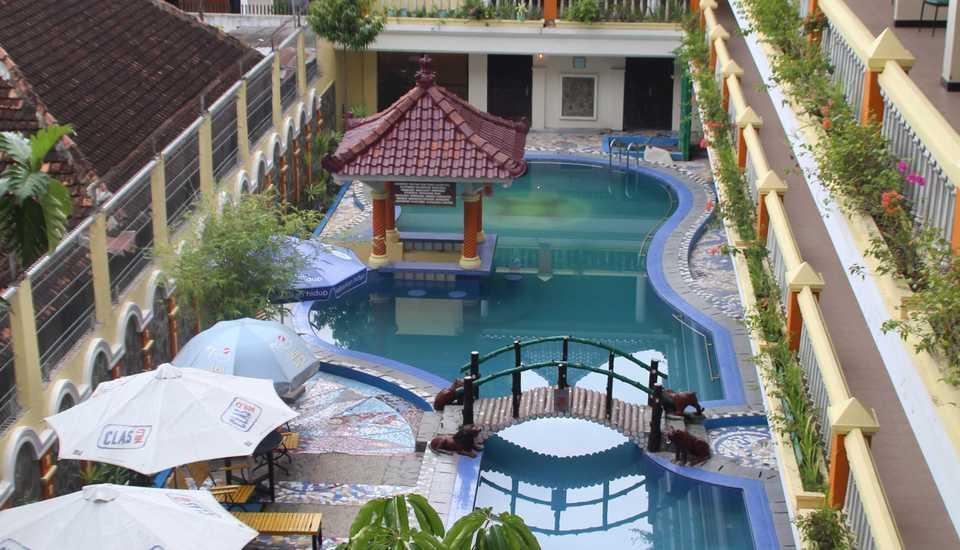 Tarif Hotel Mega Bintang Sweet Hotel (Blora)