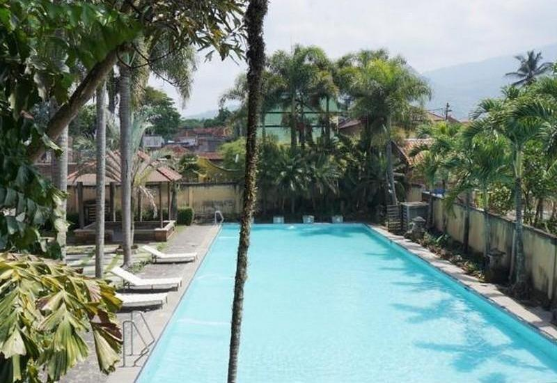 Hotel Augusta Garut - Swimming Pool
