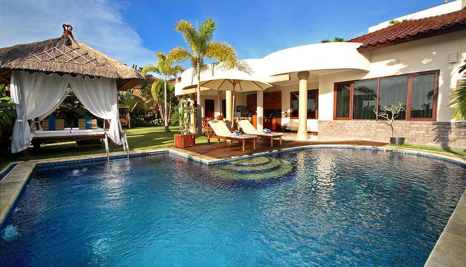 The Beverly Hills Bali - Swimming Pool