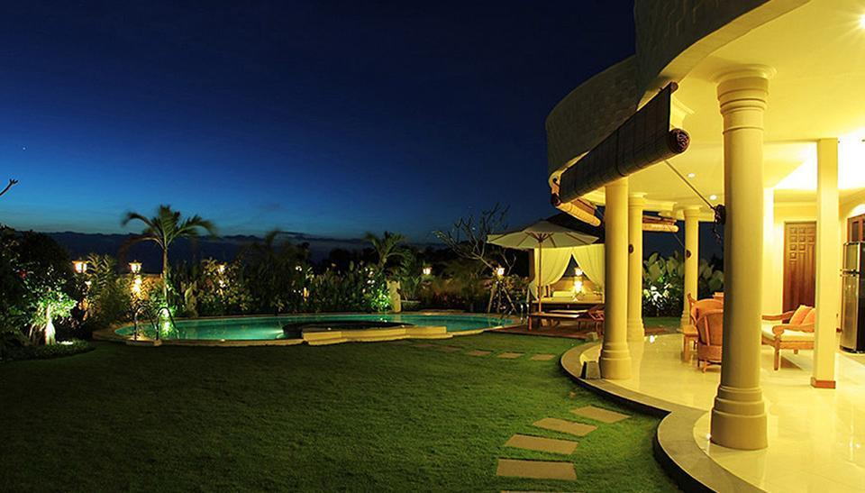 The Beverly Hills Bali - Room Exterior
