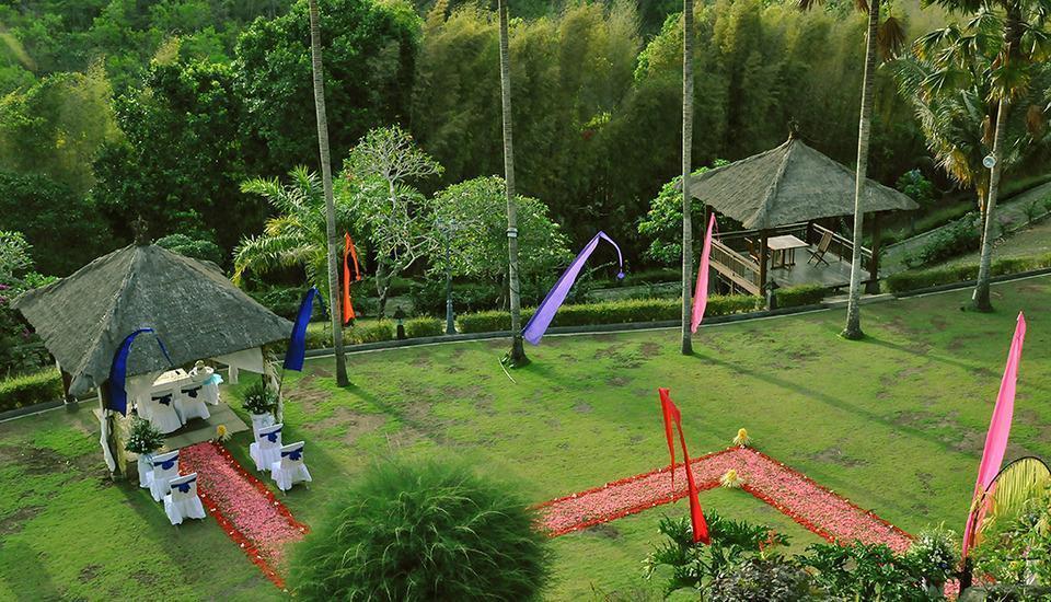 The Beverly Hills Bali - Wedding Venue