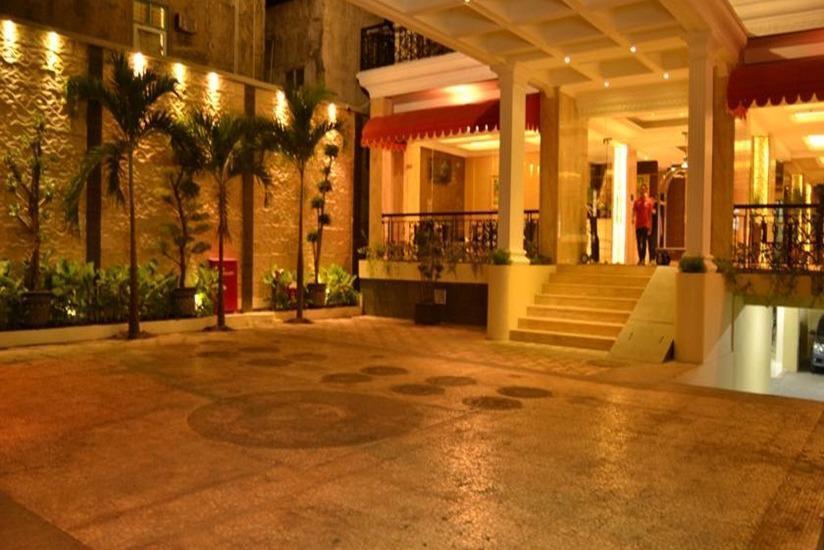 Prima In Hotel Yogyakarta - Eksterior