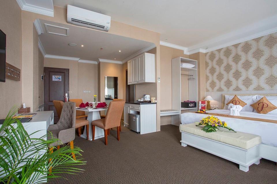 Prima In Hotel Yogyakarta - Executive Suite Room
