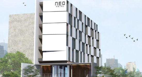 Hotel Neo Tendean Jakarta - Hotel Building