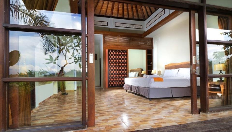 Puri Lumbung Cottage Bali - Cottage 2 Regular Plan