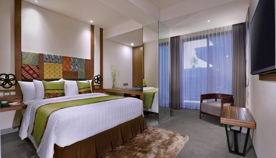 Vasanti Kuta Hotel Bali - Superior King Bed