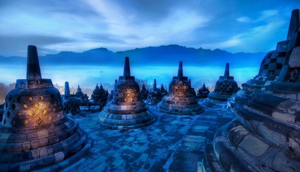 Zest Hotel Yogyakarta - Candi Borobudur