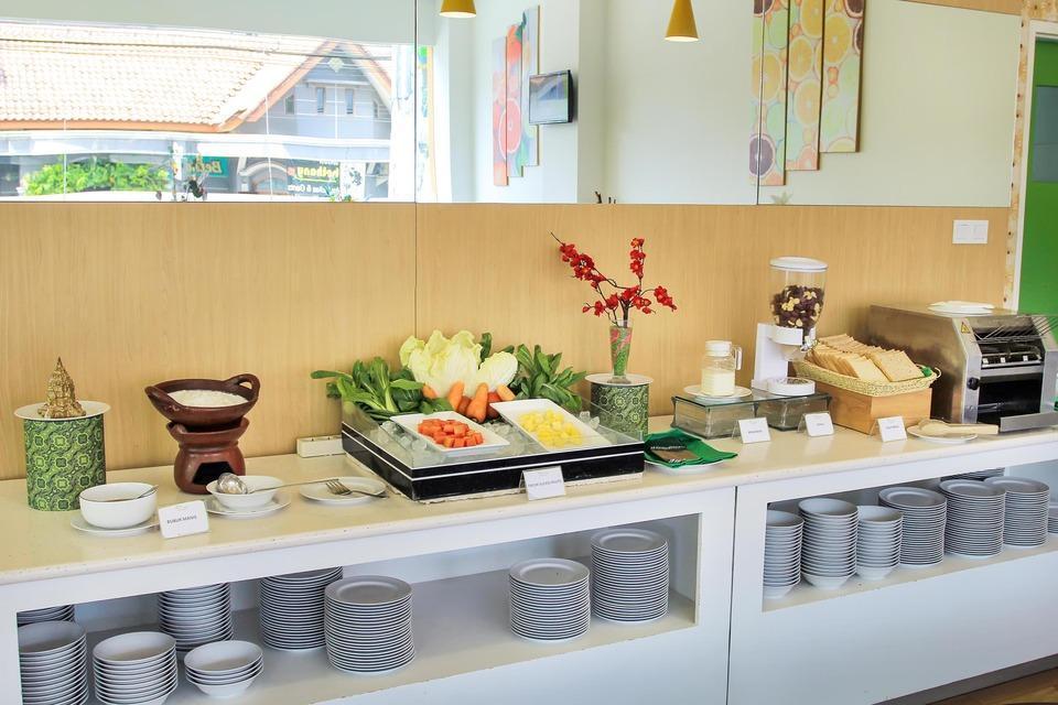 Zest Hotel Yogyakarta - Restaurant