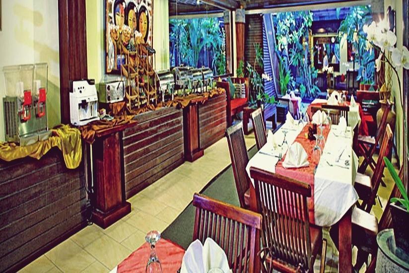 The Bali Dream Villa Bali - Restoran