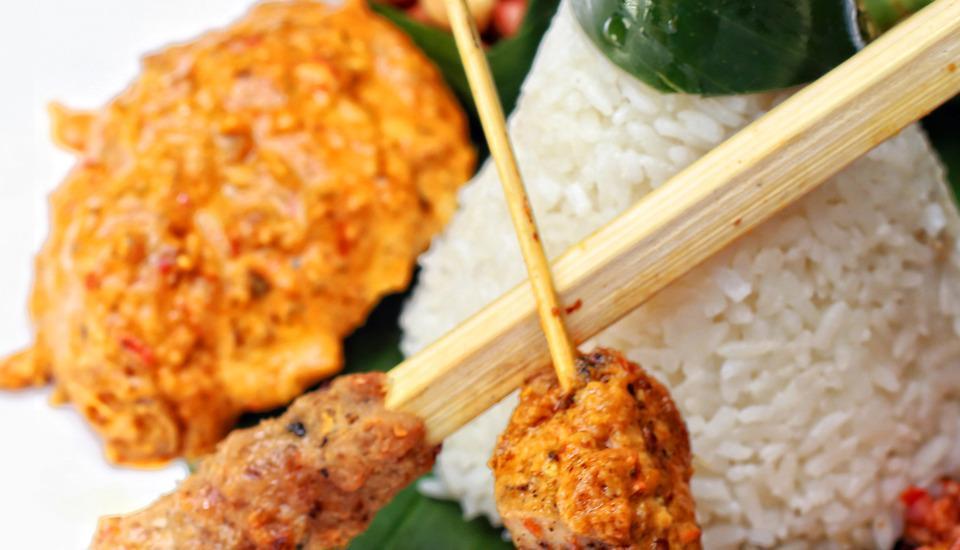 The Bali Dream Villa Bali - Balinese Food