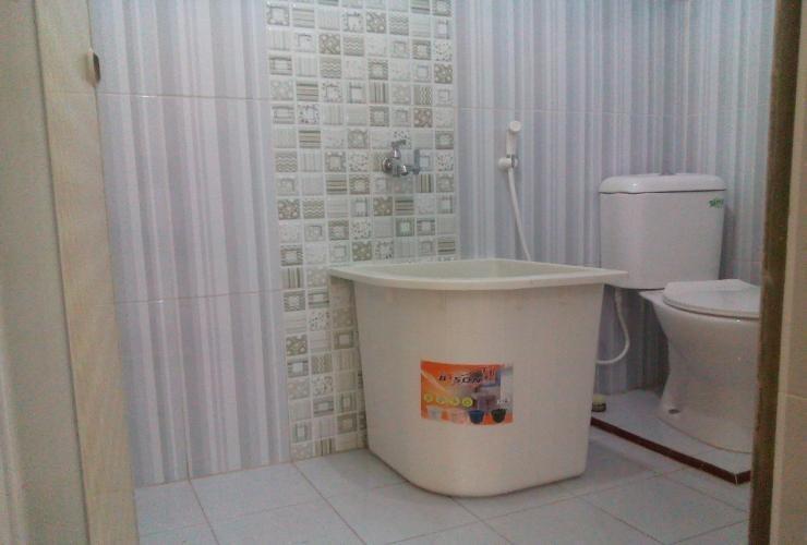 pondok cemara Medan - Kamar mandi dan Toilet