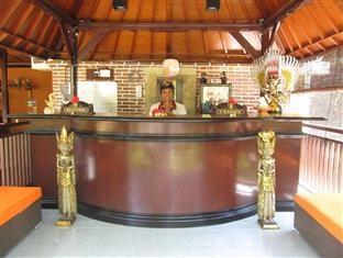 Tirta Ening Agung Hotel Bali - Resepsionis