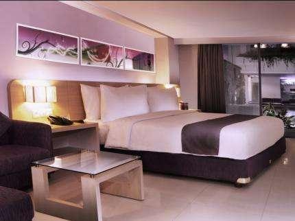 Berry Hotel Legian - Kamar tidur