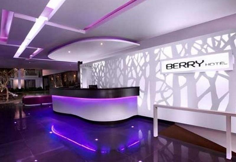 Berry Kuta Boutique Hotel Bali - Lobi