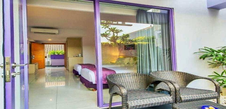 Berry Kuta Boutique Hotel Bali - Pool Ori