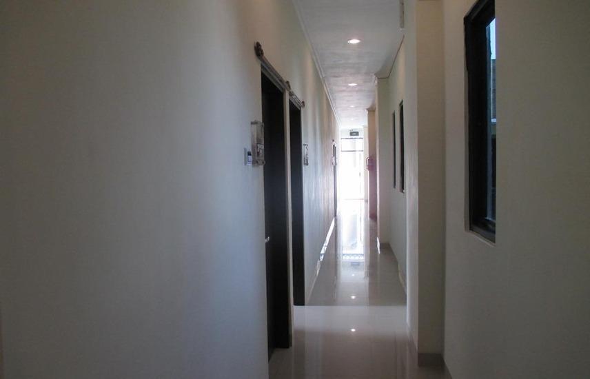 Hotel Sidarta Lombok - Corridor