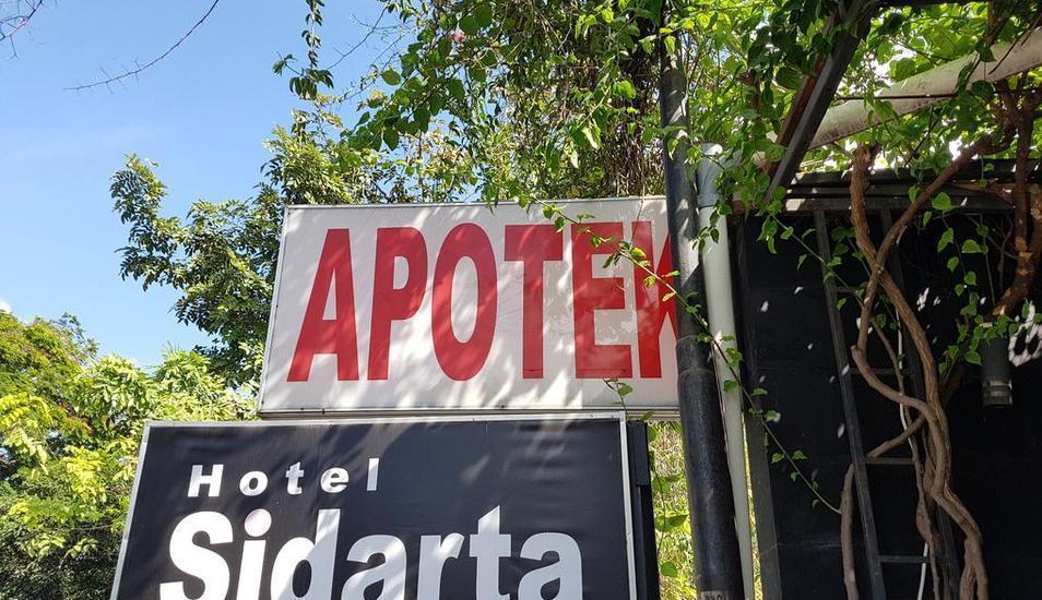 Hotel Sidarta Lombok - HOTEL SIGN
