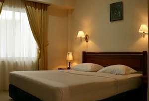 Jelita Tanjung Hotel Banjarmasin - Kamar Deluxe