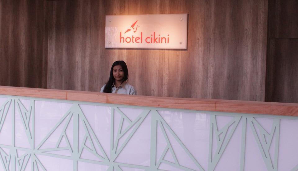 Hotel Cikini Jakarta - Interior