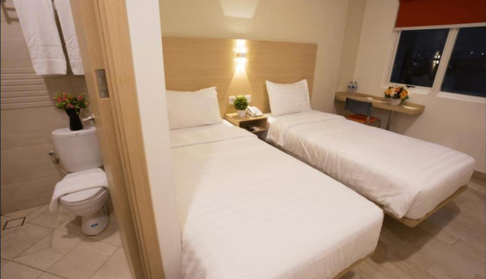 Hotel Cikini Jakarta - Superior Twin Room Non Smoking Regular Plan
